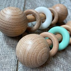 the montessori RATTLE